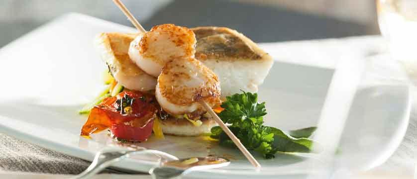 An example of the food at Romantik Hotel Castello Seeschloss.jpg